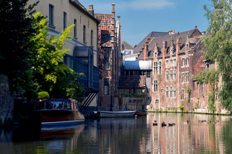 Architecture in Brugge.
